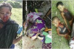 Në Mianmar për 3 ditë janë vrarë mijëra muslimanë (FOTO/VIDEO)